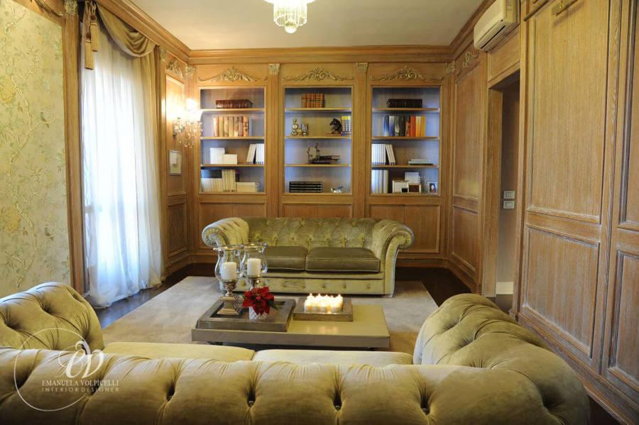 INTERIOR DESIGN RESIDENTIAL ©Emanuela Volpicelli Interior Designer