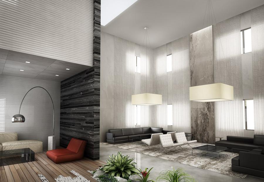 Progettazione d 39 inteni idee architetti for Ambienti moderni interni
