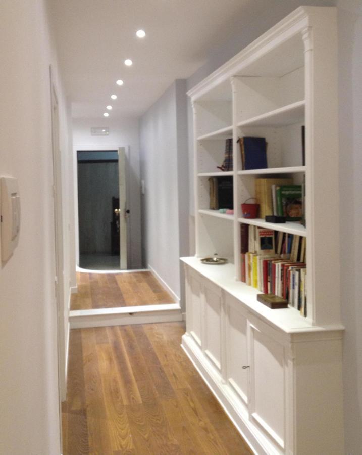 interni, appartamento, ingresso