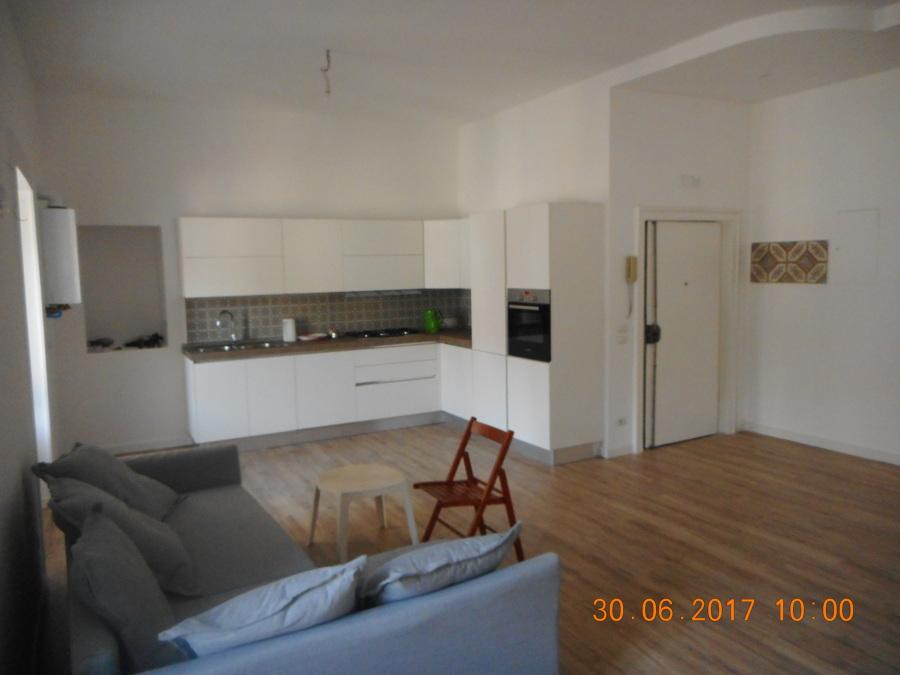 interni, appartamento, living