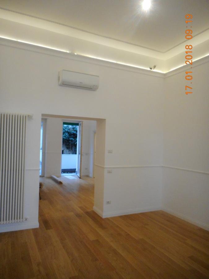 interni, appartamento, salone