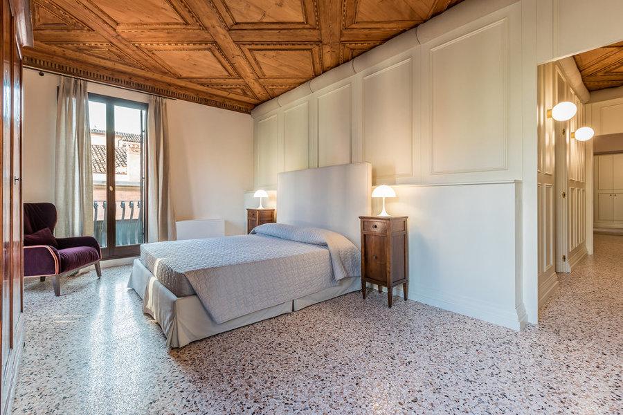 Interni di Palazzo Vendramin a Cannoneggio
