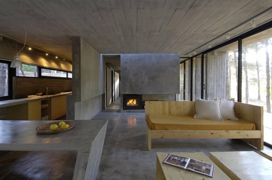 interni in cemento