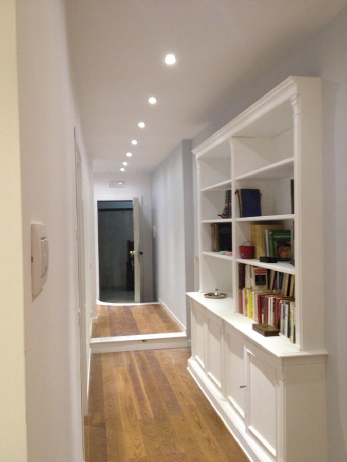 interni, ingresso appartamento
