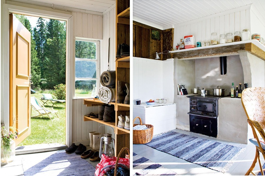interno cottage