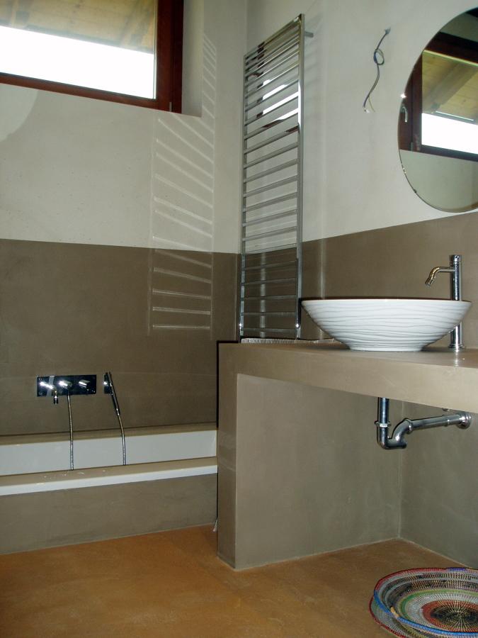 Foto interno del bagno de studio atelier di architettura - Architetti d interni torino ...