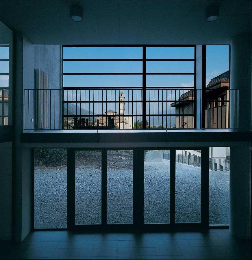 interno - ingresso a doppia altezza