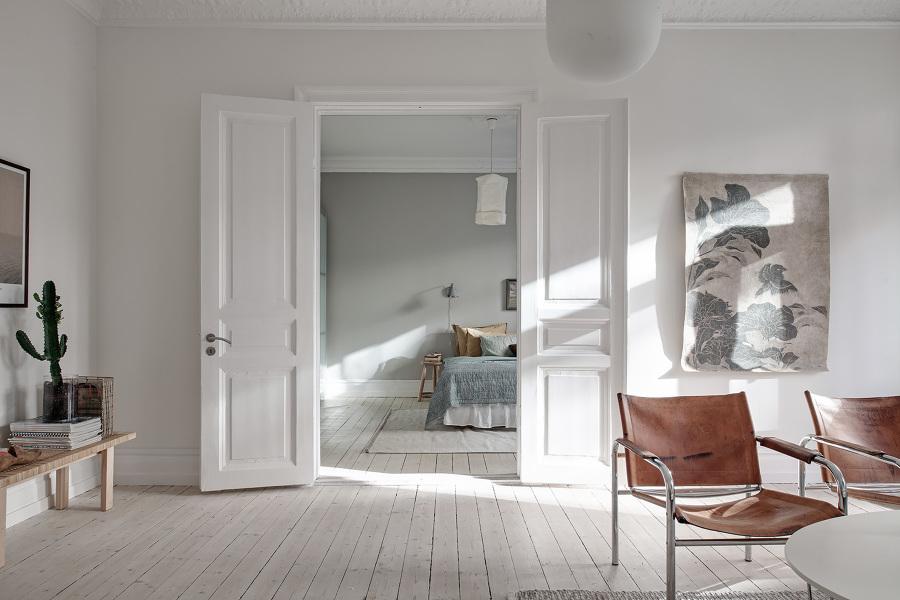 interno stile nordico