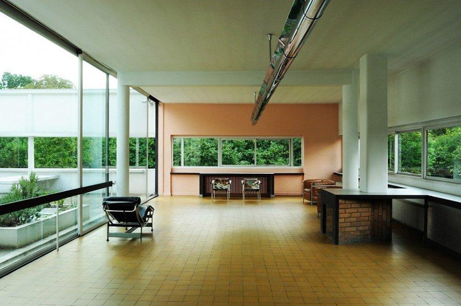 foto interno villa savoye di francesco esposito 368164