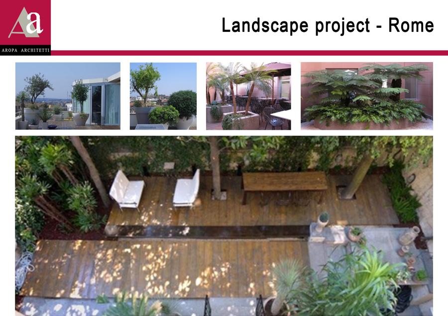 Progetto di Esterni | Idee Architetti