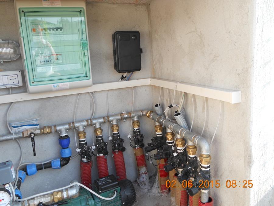 Impianto irrigazione idee elettricisti for Preventivo impianto irrigazione