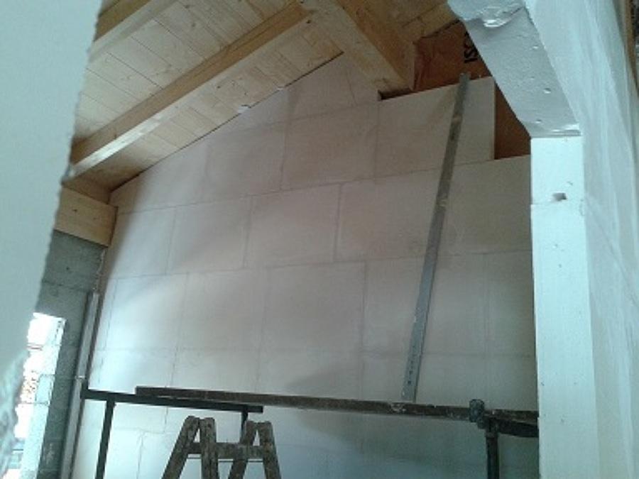 Foto isolamento termico interno di peinture renovation