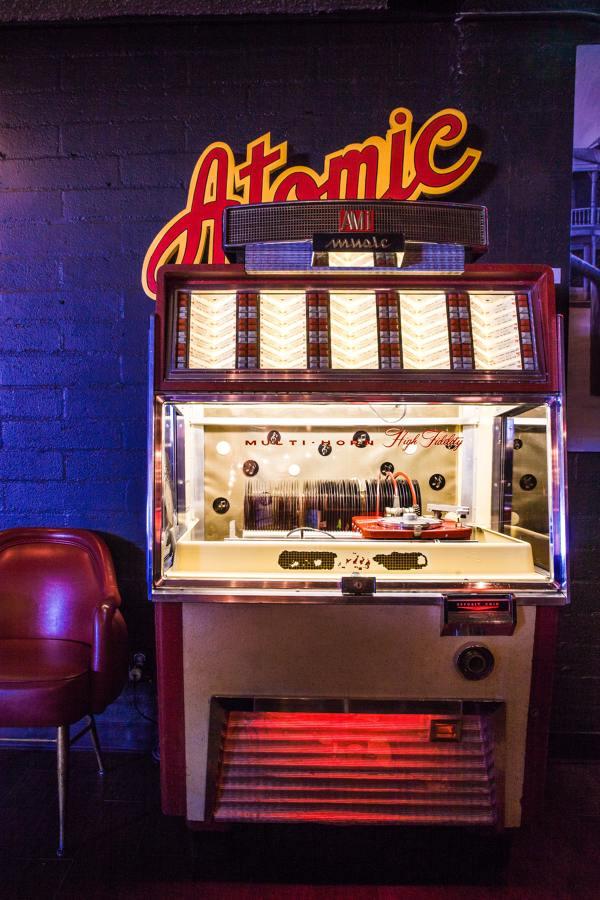 juke box vintage