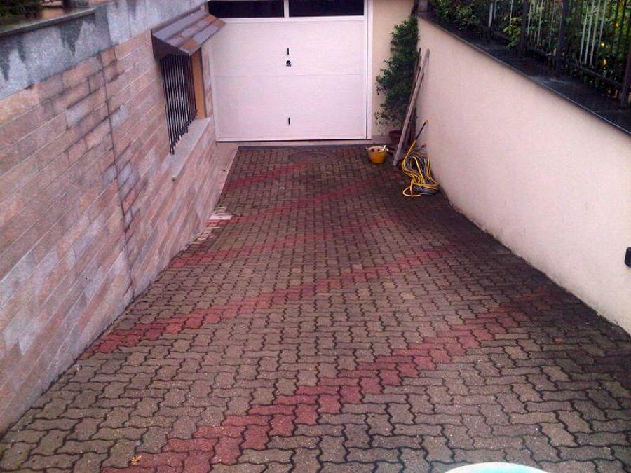 progetto di rifacimento rampa garage idee muratori