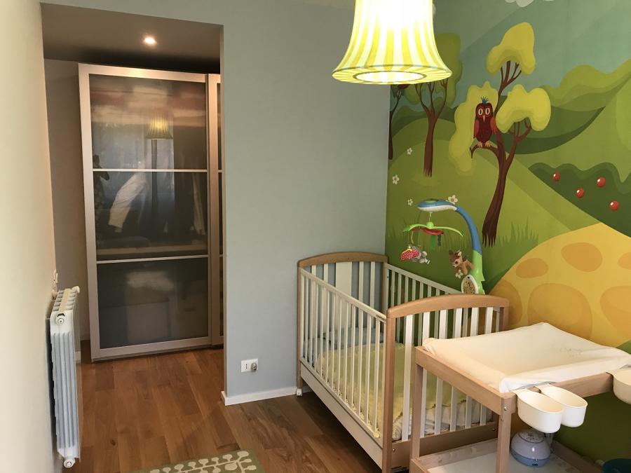 La camera bambino
