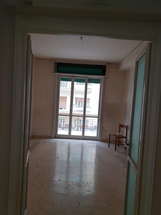 La camera con balcone