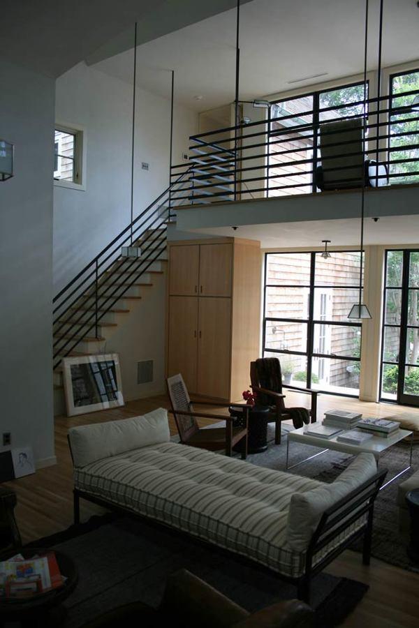 Appartamento su due piani idee architetti for Appartamento a due piani