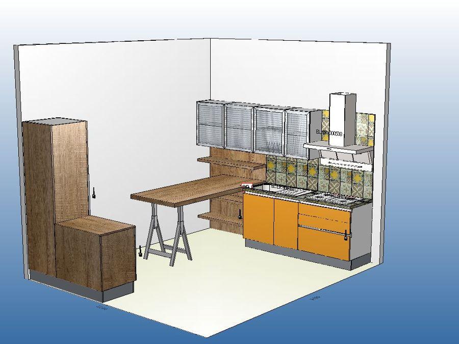 Foto la fase di progettazione in 3d di arredo casa srl for Casa arredo srl