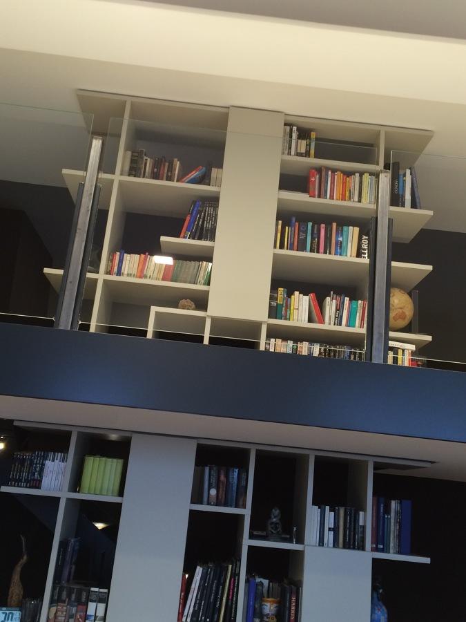 La libreria....