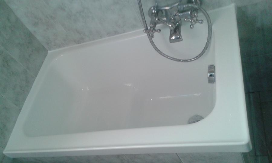 Progetto di sostituzione vasca da bagno a sedere senza - Come cambiare vasca da bagno senza rompere piastrelle ...