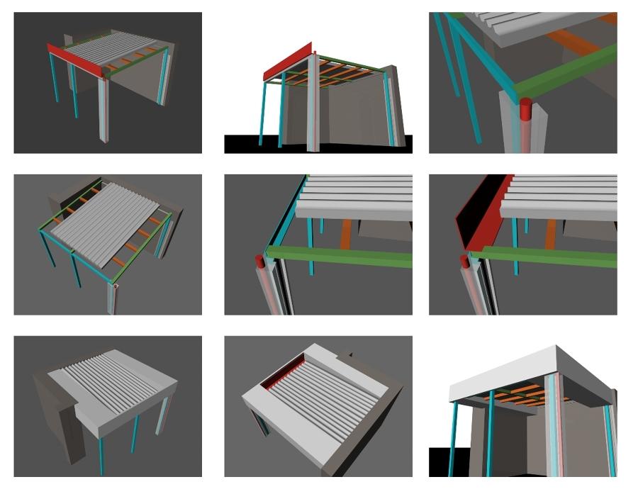 Progetto ristrutturazione attico milano 3 12 idee for Sala da pranzo veranda