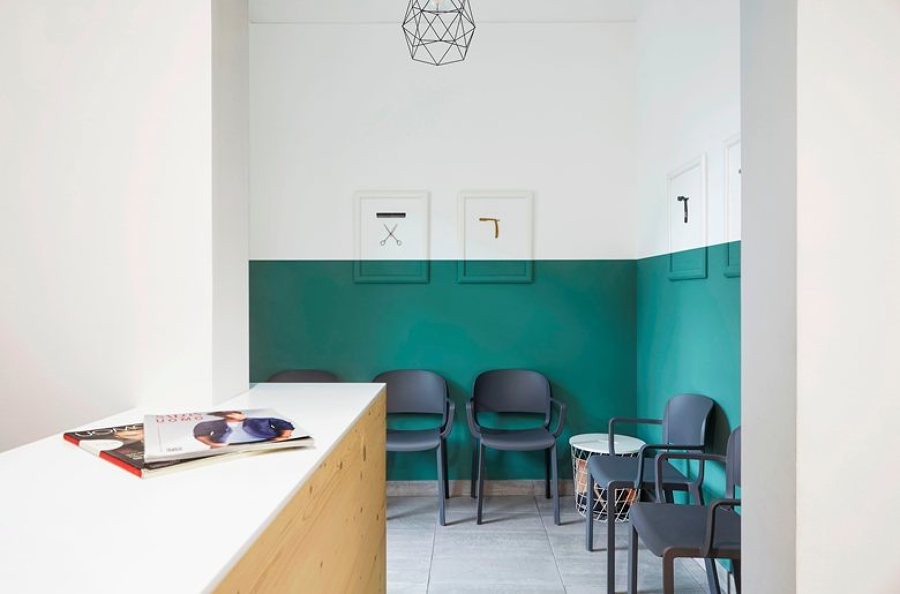 La sala di attesa