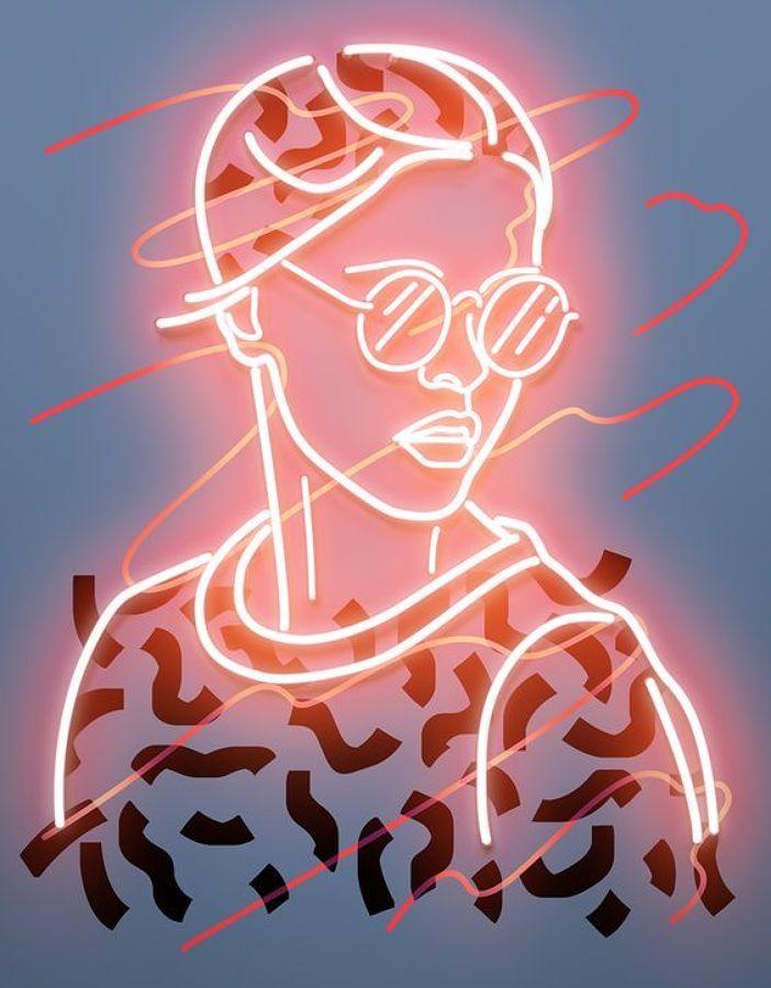 La versatilità del neon