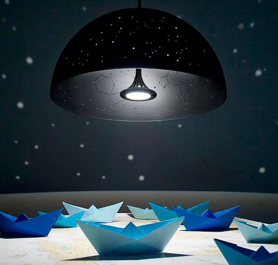 lampada galattica