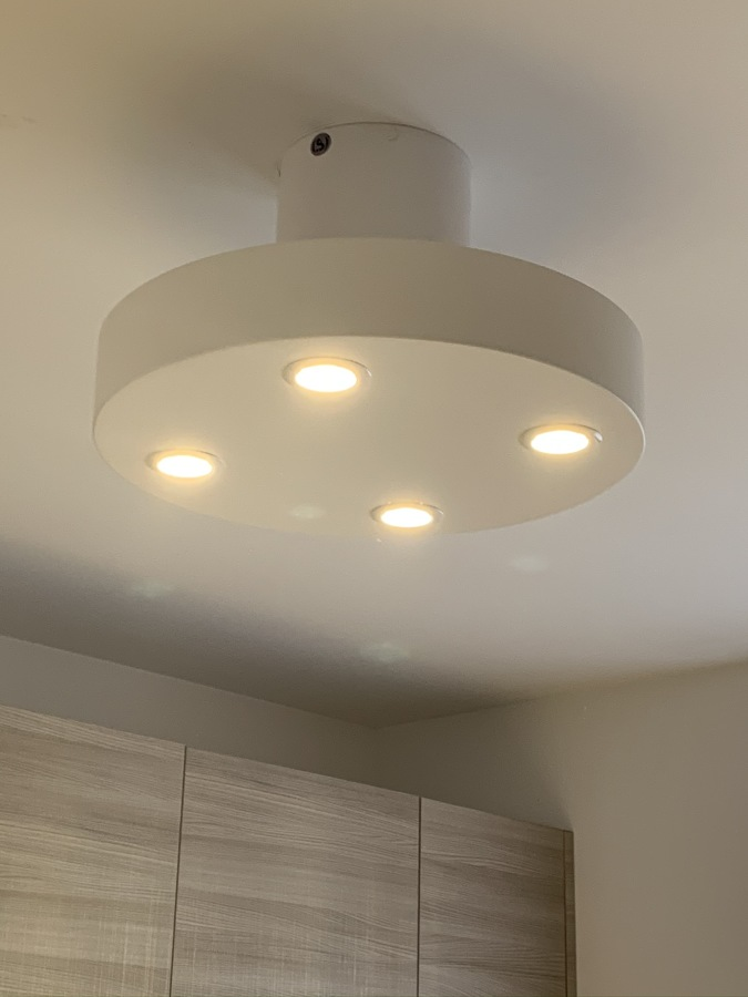 Lampadario linea LIGHT