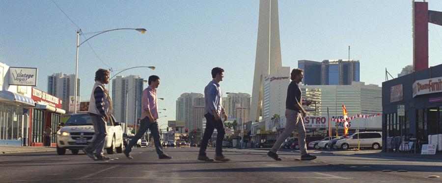 Las Vegas di giorno