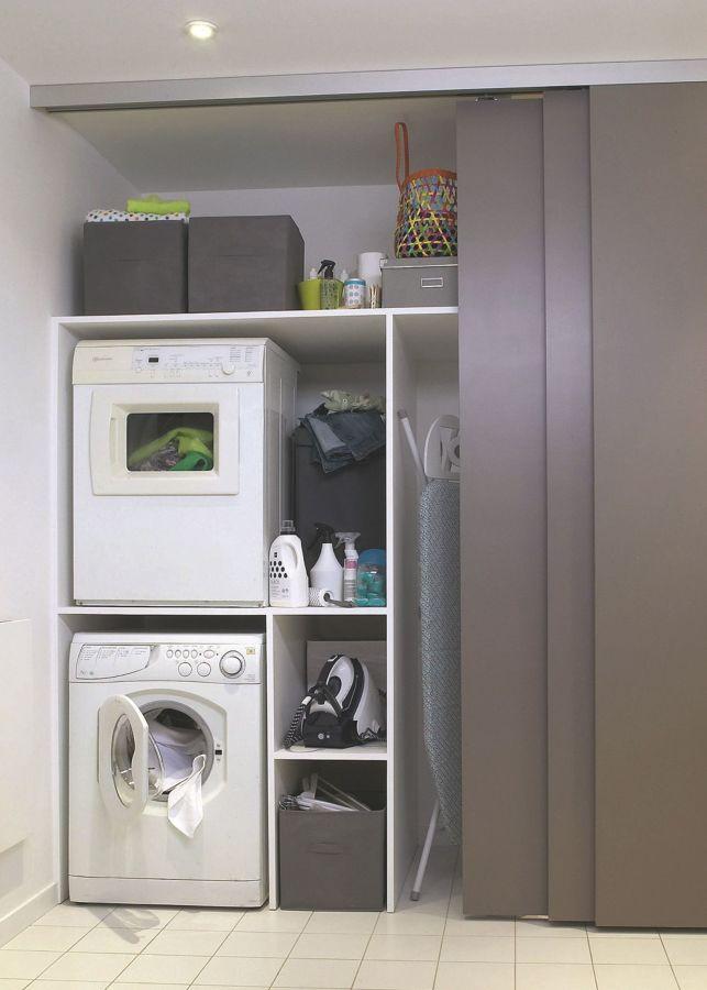 Strategie salvaspazio idee armadi - Comment ranger la vaisselle dans la cuisine ...