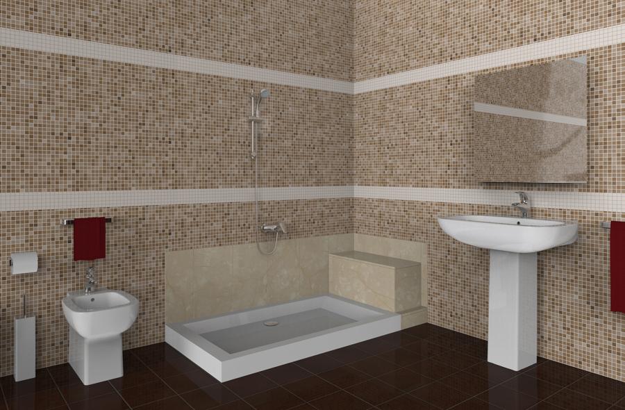 Progetto trasformazione di vasca in doccia idee - Box doccia con sedile ...