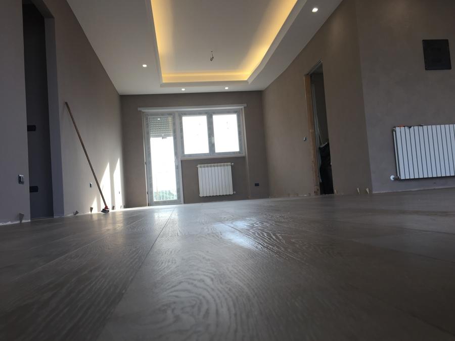 Foto lavori di ristrutturazione attico roma zona talenti - Lavori di ristrutturazione casa ...