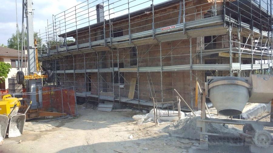 Nuova costruzione lavori in corso idee ristrutturazione casa - Preventivo costruzione casa nuova ...