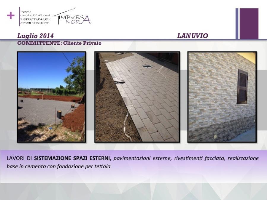 Lavori di ristrutturazione nora impresa edile anno 2014 - Lavori di ristrutturazione casa ...