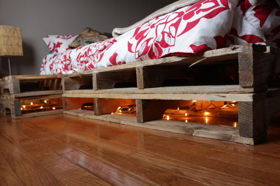 Popolare Lunga Vita ai Pallets! | Idee Interior Designer LF83