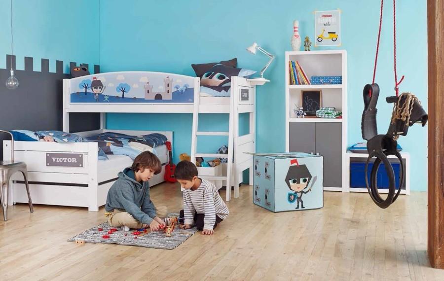 Foto: Letto Per Bambini Sfalzato di Marilisa Dones #361159 - Habitissimo