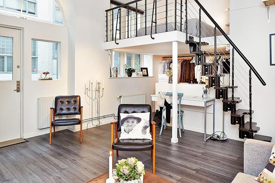 Letti ingegnosi per spazi ridotti idee interior designer for Letto rialzato ikea
