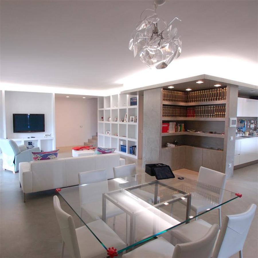Foto: Libreria In Cartongesso De Pittore Edile Decoratore Cartongessista #383291 - Habitissimo