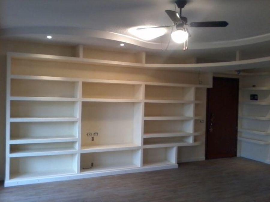 Foto: Libreria In Cartongesso e Parete Attrezzata di Pittore Edile Decoratore...
