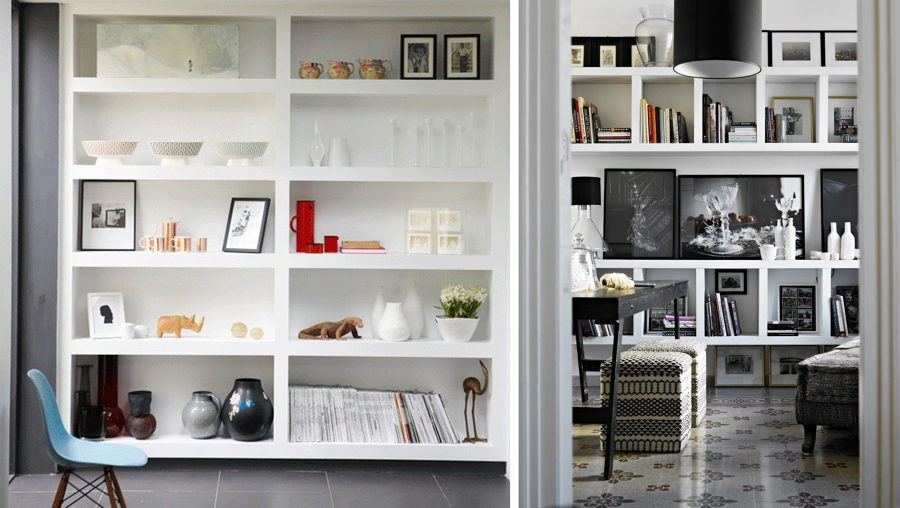 Styling librerie