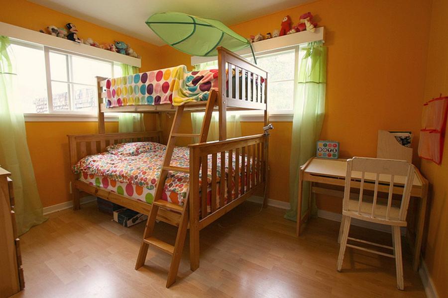 Come risparmiare spazio nella camera dei ragazzi idee - Studiare interior design ...