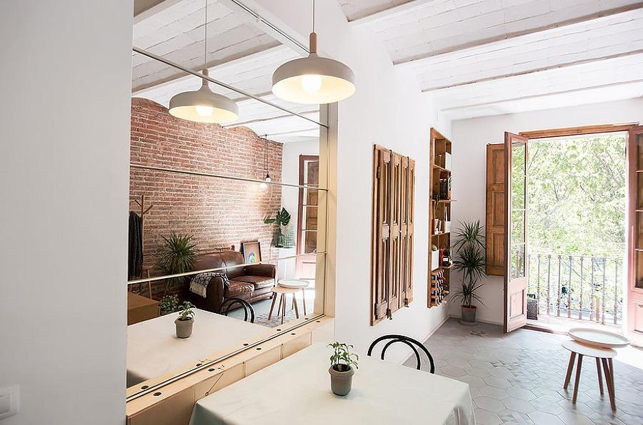 25 metri quadrati di ingegno e funzionalit idee - Studiare interior design ...