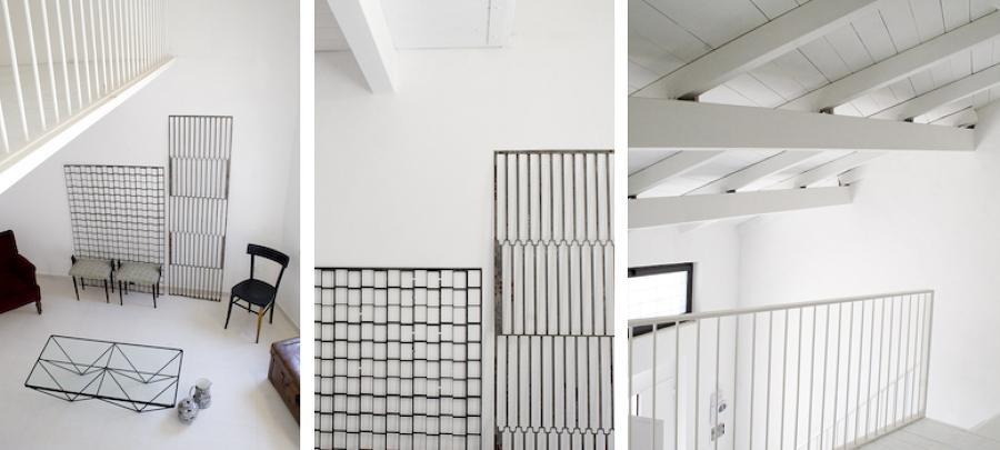 Progetto creazione loft bianco progetti ristrutturazione for Progetto di casa loft