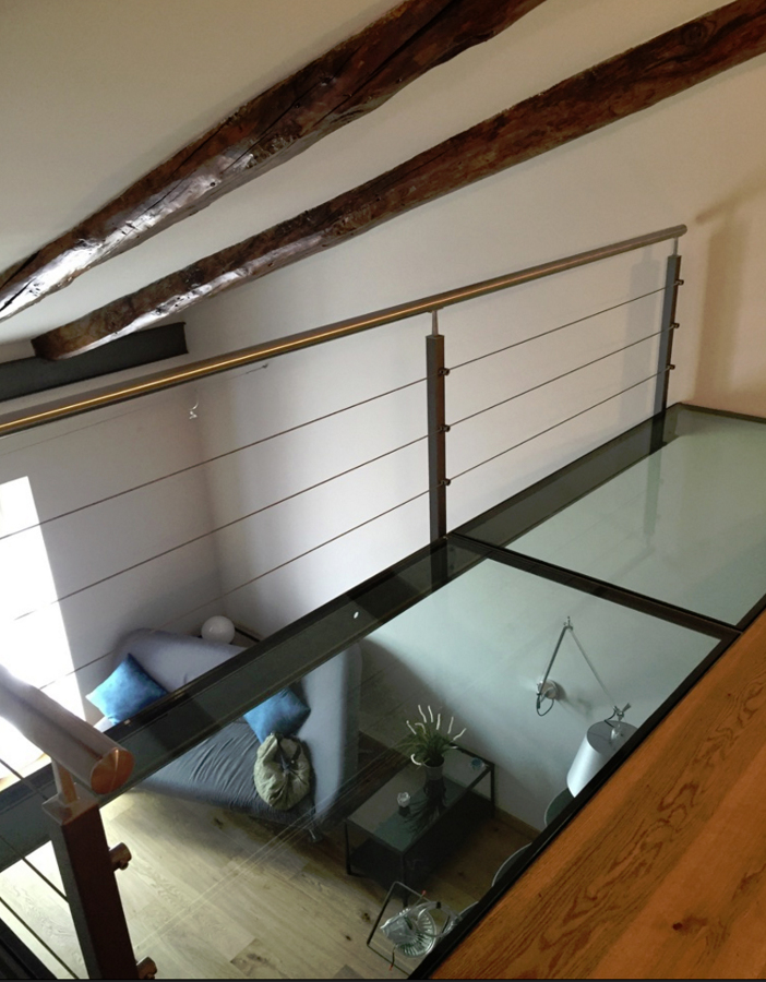 loft soppalcato