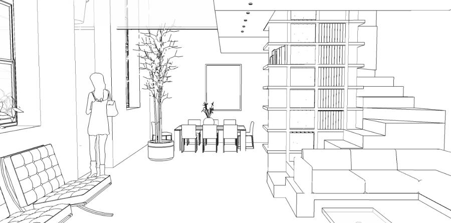 progetto ristrutturazione loft idee ristrutturazione casa ForProgetto Di Casa Loft