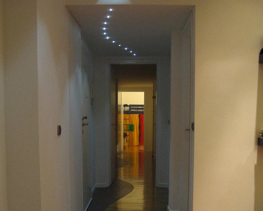 luci corridoio