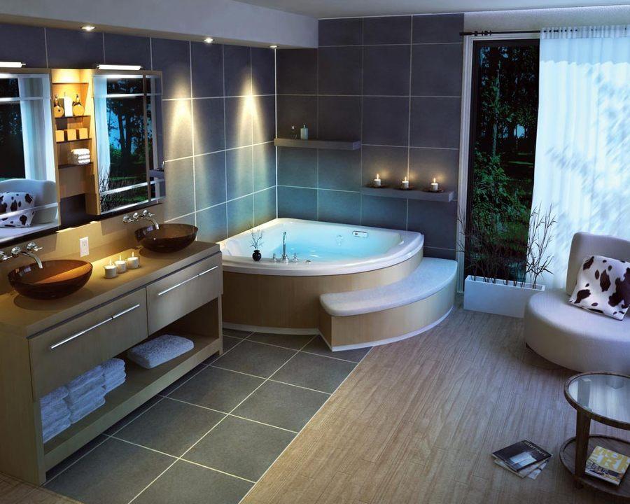 luci led per bagno