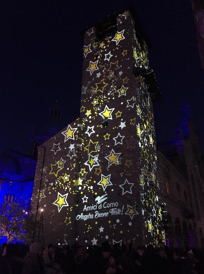Luminarie di Natale più belle d'italia 11 como