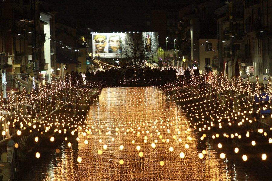 Luminarie di Natale più belle d'italia 12